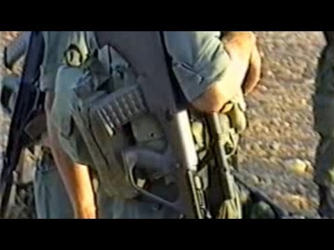 Automatic Rifles Steyr AUG - Heckler & Koch G3 - M16 - L85 - FN FAL (видео)