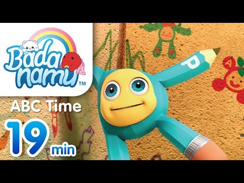 ABC Time | Badanamu Compilation