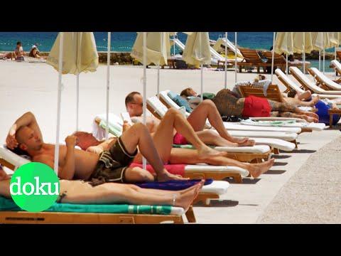 Leere Strände, leere Kassen? Kroatien-Urlaub und Corona | WDR Doku