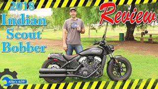 7. 2018 Indian Scout Bobber complete review