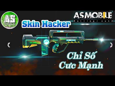 [Garena Free Fire] Skin Súng Hacker Mới Cực Ngon | AS Mobile - Thời lượng: 19 phút.