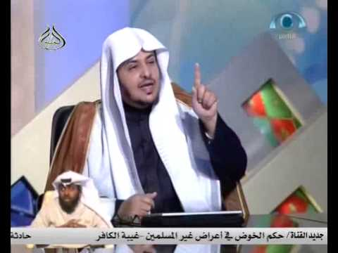 النبي صلى الله عليه وسلم يتوعد الخوارج بالقتل
