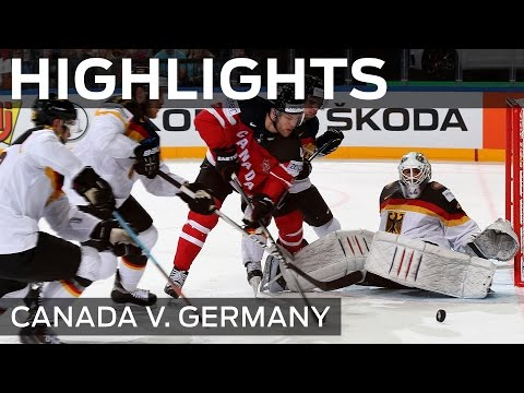 Canada ten-force blows away Germany | #IIHFWorlds 2015