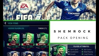 WATCH MY new video i opened shemrock pack and got insane shemrock playersthanks for watchingplease subscribe and like stay tuned for awesome new fifa mobile content