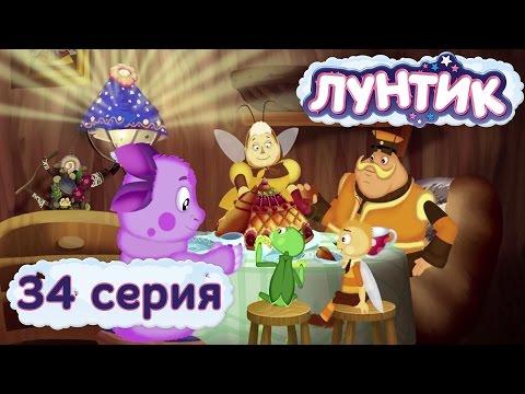 Лунтик и его друзья - 34 серия. Подарок (видео)