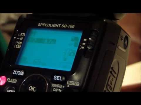 Flash Photography Tutorial. How to shoot in Manual Flash? How to use a Speed Light
