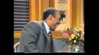 Bill Cosby, understanding Southern.