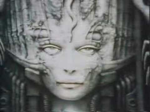See video HR GIGER. Trume und Visionen