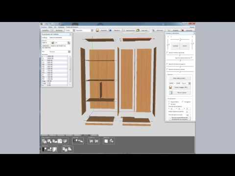 Teowin fabricación, gestiona todas las variables del mueble (ingeniería del mueble)