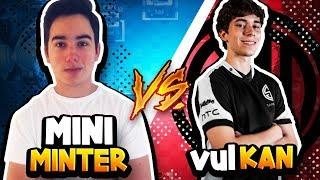 Video PRO vs PRO | Miniminter vs Vulkan | BEST of 5 MATCH! MP3, 3GP, MP4, WEBM, AVI, FLV Desember 2018
