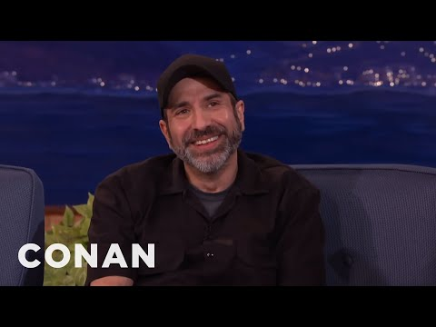 How Dave Attell Would Like To Die  - CONAN on TBS