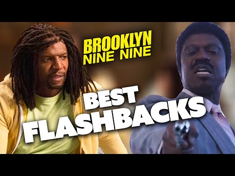 BEST FLASHBACKS | Brooklyn Nine-Nine | Comedy Bites