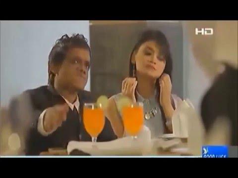 Adorsho Lipi 2015 Bangla Comedy Natok Part 3 Mosharraf Karim, Farhana