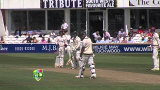 Somerset Australia  city photos : Somerset v Australia, Day Four Highlights