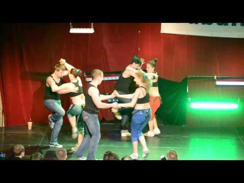 Festival Cubano 2013 Bielsko-Biała - formacja Aqua (видео)