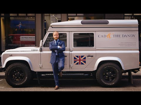 Cad & The Dandy: 21st Century Tailors