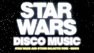 "http://www.viralquickies.comTop hit Star Wars songs from the sci-fi disco group, Meco. Star Wars and Other Galactic Funk is a disco album by Meco released in 1977 and a single from the album, ""Star Wars Theme/Cantina Band"", reached number one on the Billboard Hot 100 on October 1, 1977.Contents:*Original 1977 Star Wars theatrical trailer with Meco - Star Wars Theme.*Star Wars outtakes (2:00)*Star Wars  LP side 1 (3:32) Title Theme Imperial Attack The Desert & the Robot Auction The Princess Appears The Land of the Sand People Princess Leia's Theme Cantina Band The Last Battle The Throne Room & End Title* The Empire Strikes Back Theme (18:57)*Ewok Celebration - ""Yub Nub"" (23:01)* Watch the Star Wars Episode VII - The Force Awakens Parody - Goat Screams Edition: https://www.youtube.com/watch?v=wJicnM6fXVUhttps://www.facebook.com/viralquickiespagehttp://www.twitter.com/viralquickiesVisit our blog: http://viralquickies.blogspot.com  Viral Quickies backup channel: http://www.youtube.com/user/ViralQuickiesVideosOfficial Site: http://www.viralquickies.com"