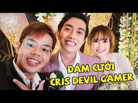 Đám cưới của Cris Devil Gamer với Mai Quỳnh Anh hoành tráng như thế nào? (Oops Banana) - Thời lượng: 12:05.