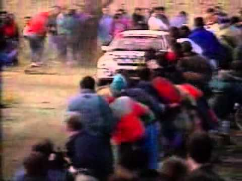 All about RALLYING