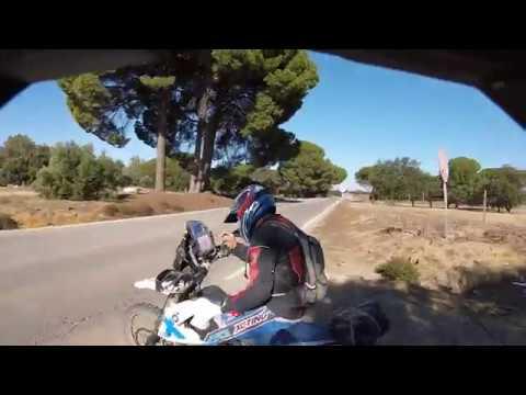 XTREM 300 TRAMO ARENA Y DUBBIES KM 145-152 (видео)