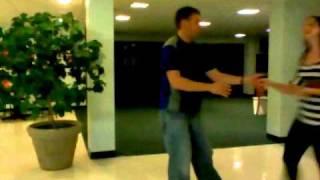 Lindy Hop Lesson 10/21/10
