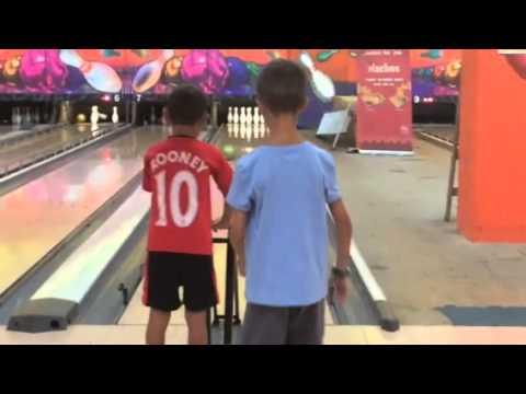 Bowling enfants