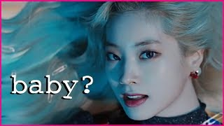 """Video EVERY TWICE title song but only when they say """"BABY"""" 