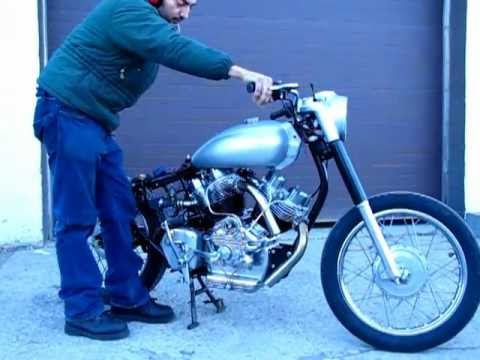0 Aniket Vardhan now builds a 998cc Royal Enfield Musket V Twin engine; Serial production plans in the works