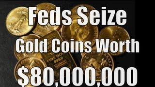 1933 Saint-Gaudens Double Eagle Coin-Feds Seize Gold Coins Worth $80,000,0000  From  Family