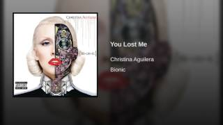 Video You Lost Me MP3, 3GP, MP4, WEBM, AVI, FLV Mei 2018