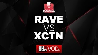Rave vs Execration, game 2
