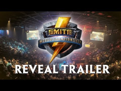 Hi-Rez Announces $600,000 SMITE World Championship