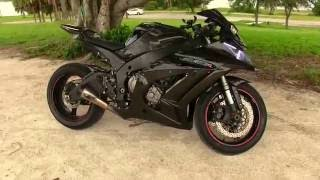 4. Kawasaki ZX10r Review