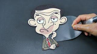 PANCAKE - Mr Bean (Rowan Atkinson) by Tiger Tomato