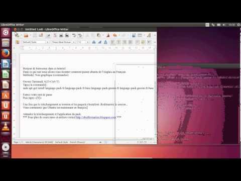 comment modifier mot de passe ubuntu