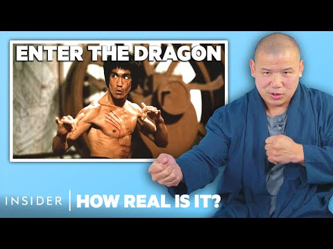 Shaolin Master Breaks Down 10 Kung Fu Movie Fights    How Real Is It?