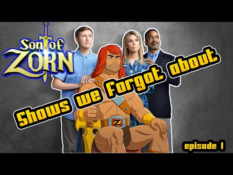 Cancelled too soon? Son of Zorn. TV shows that we forgot about. *Season 1 spoilers*