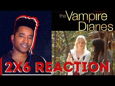"The Vampire Diaries REACTION 2x6 ""Plan B"""