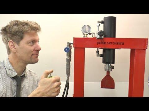 Hydraulic AC Power Units