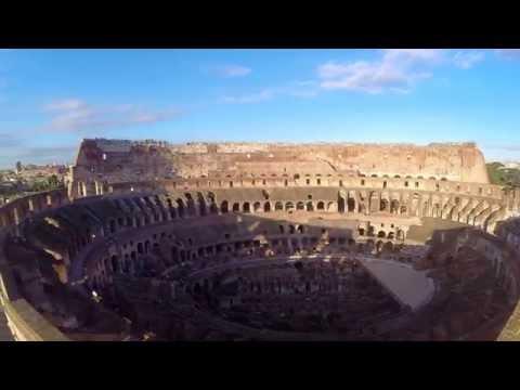 بالفيديو: جولة في المدرج الروماني في روما