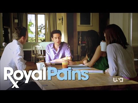 Royal Pains Season 4 (Promo 2)