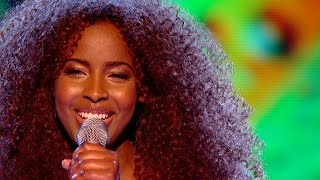 image of Autumn Sharif performs 'Hold Back The River' - The Live Quarter Finals: The Voice UK 2015 - BBC One