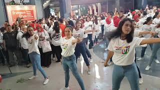 Video Flash mob Perempuan keren sahabat jokowi MP3, 3GP, MP4, WEBM, AVI, FLV Maret 2019