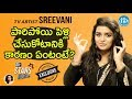 TV Artist Sreevani Exclusive Interview || Soap Stars With Anitha