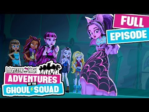 Calling All Ghouls   Monster High: Adventures of the Ghoul Squad   Episode 1