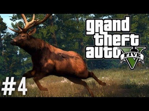 Grand Theft Auto V - HusiekGaming Ep.4