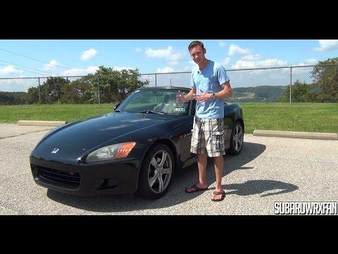 Review: 2002 Honda S2000