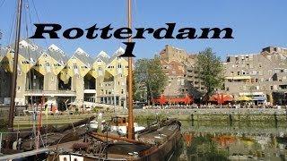 Rotterdam Netherlands  city pictures gallery : Netherlands-Rotterdam-Holland (Walking tour Part 4)