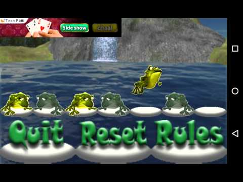 Video of Frog Jump