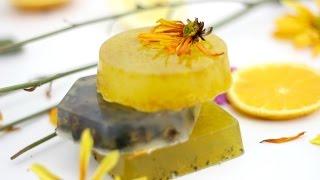 natural citrus amp floral soaps spring diy s